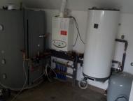 Akumulační nádrže a bojlery